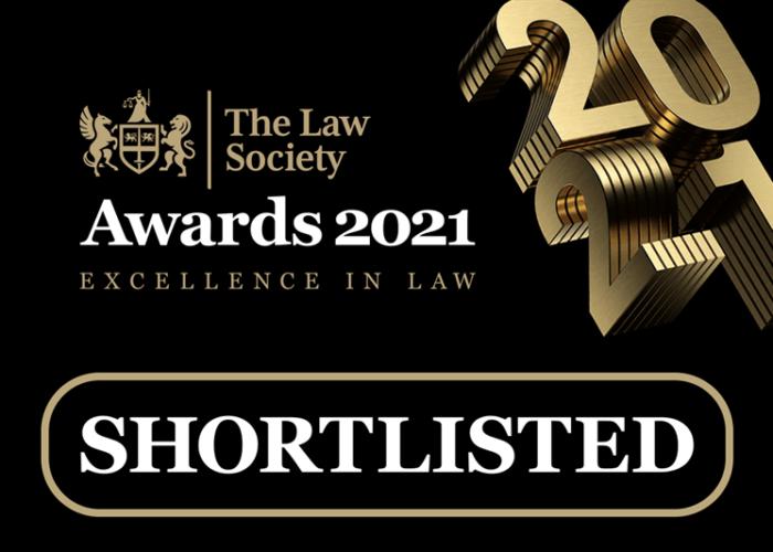 Law Society Awards